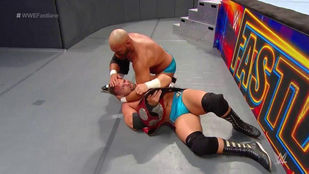 The Revival defiende su reinado por parejas de WWE RAW en Fastlane 2019. Descubre como ha sido el combate de la noche del 10 de Marzo.