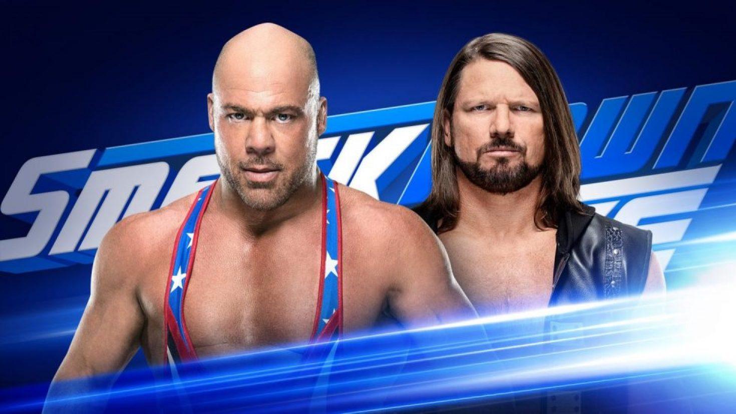 Previa WWE SmackDown Live: 26 de marzo