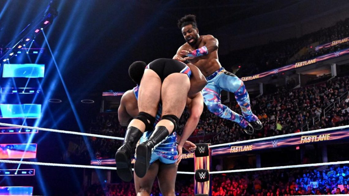 New Day vence en su combate del KickOff de WWE Fastlane