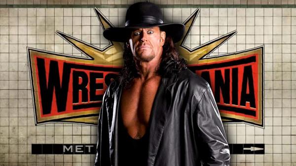 Novedades acerca del estado de Undertaker para WrestleMania 35