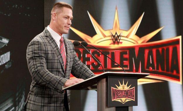 Esta es la última hora sobre el estado de John Cena en Wrestlemania