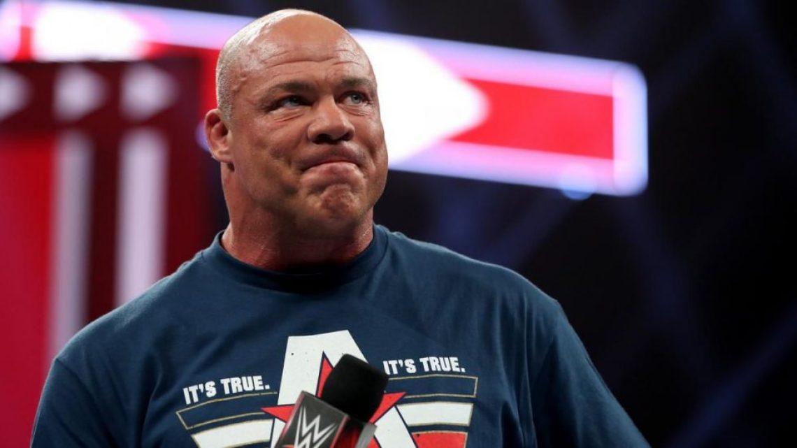 WWE considera para Wrestlemania un Undertaker vs Kurt Angle