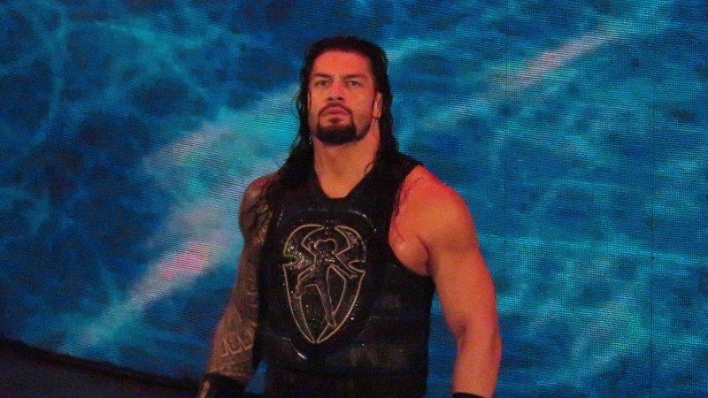 Roman Reigns anunciado para la Gira Europea de WWE
