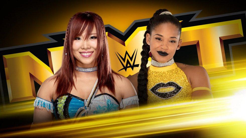 Previa WWE NXT: 3 de abril