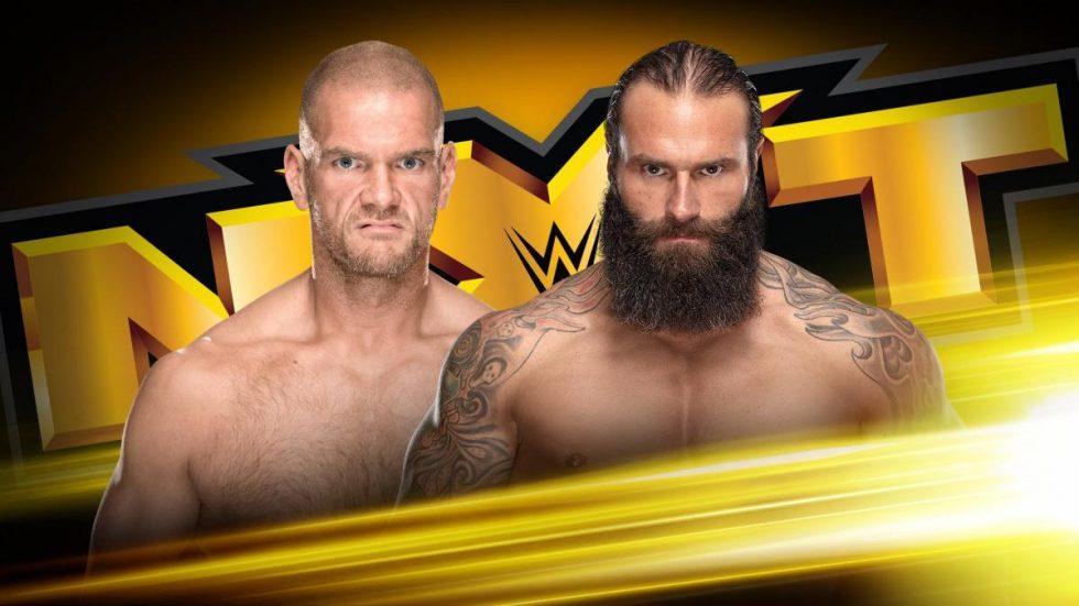 Previa WWE NXT: 10 de abril de 2019