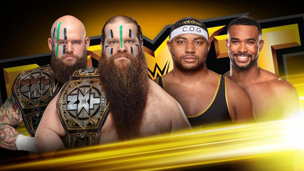 Previa WWE NXT: 24 de abril de 2019