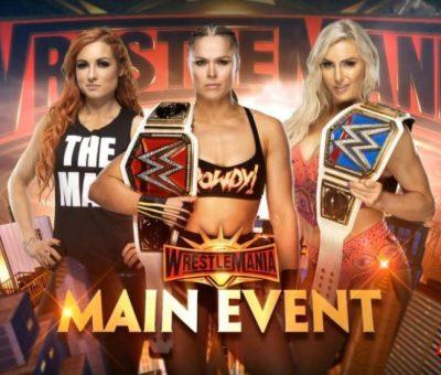 La ganadora del Main Event de WrestleMania se llevará todos los títulos. Descubre todos los detalles acerca de esta increíble noticia.