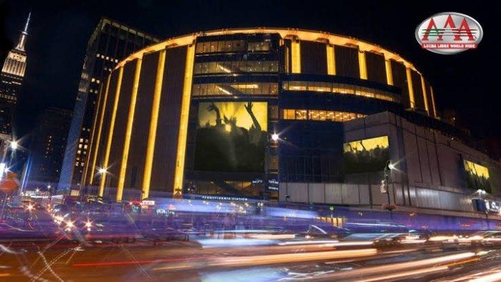 Triple A realizará un show en el Madison Square Garden