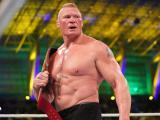 Brock Lesnar habla sobre su contrato con WWE