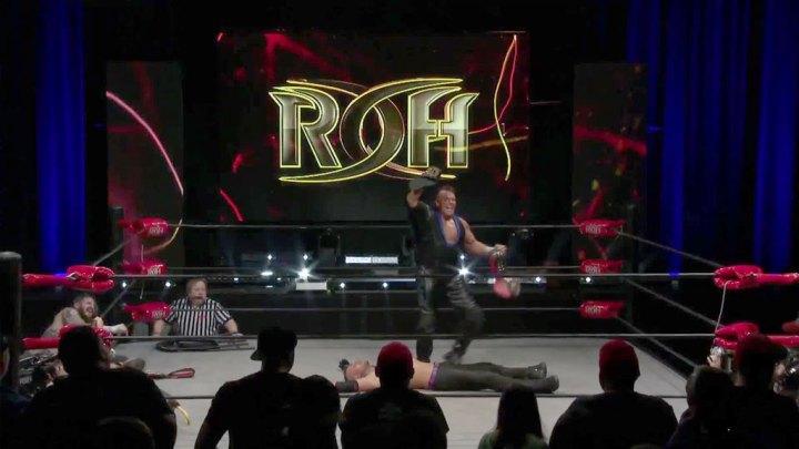 """PCO: """"Quiero convertirme en el ROH World Champion"""""""