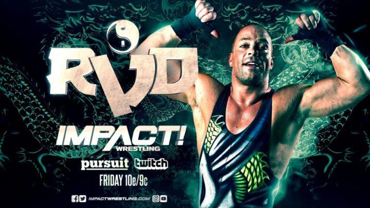 Impact Wrestling Resultados 3 mayo