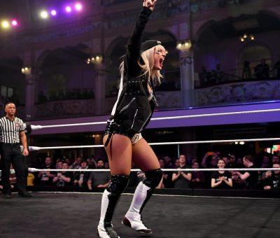 Toni Storm WWE AEW