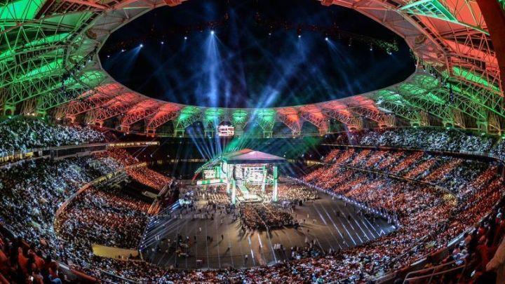 Posible nombre del evento que realizara WWE en Arabia Saudita