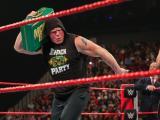 Stephanie McMahon Brock Lesnar
