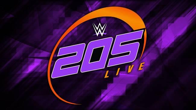 Resultados WWE 205 Live 18 junio 2019