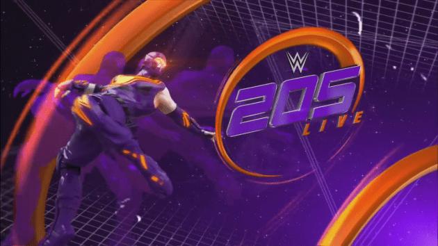 Resultados WWE 205 Live 11 junio 2019