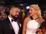 Andrade y Charlotte Flair podrían no estar en SmackDown Live esta noche