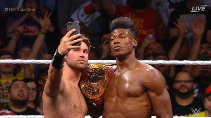 Velveteen Dream retiene el campeonato norteamericano de NXT en TakeOver: XXV