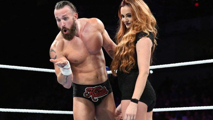 Mike y Maria Kanellis negocian con WWE