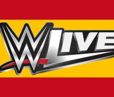 WWE cancela las visitas a España en Noviembre
