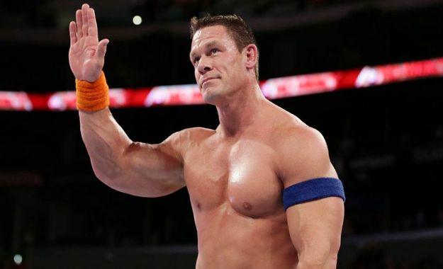 John Cena piensa en la retirada de WWE