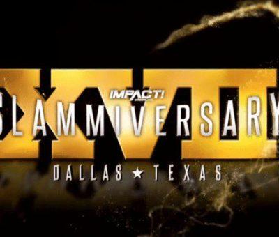 Killer Kross vs Eddie Edwards en Slammiversary