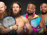 Daniel Bryan & Erick Rowan vs New Day en Extreme Rules