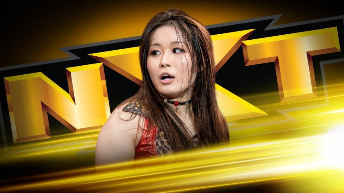 WWE NXT: Resultados en directo 10 de julio