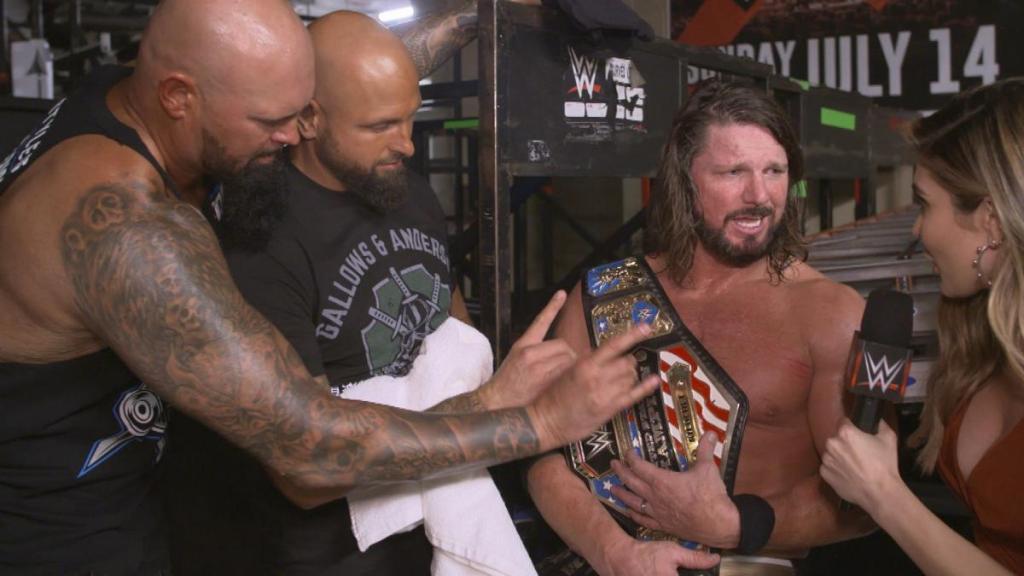 Previa WWE Raw: 15 de julio de 2019