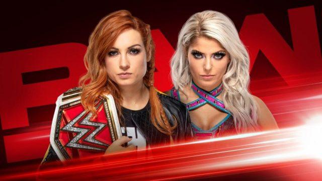Previa WWE Raw: 29 de julio de 2019