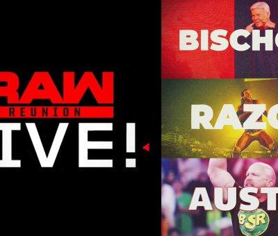 Superestrellas anunciadas RAW Reunion