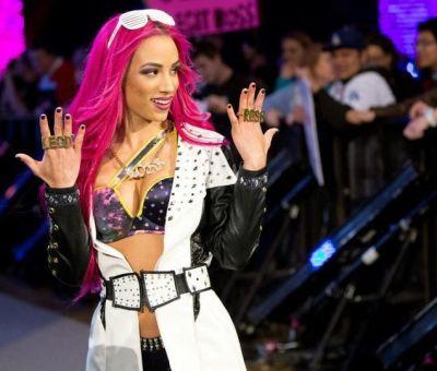 Sasha Banks no estaría en la Raw Reunion