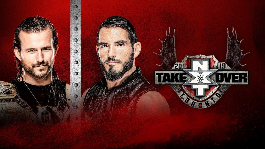 WWE NXT TakeOver Toronto II resultados