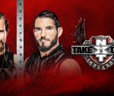 WWE NXT TakeOver Toronto II resultados