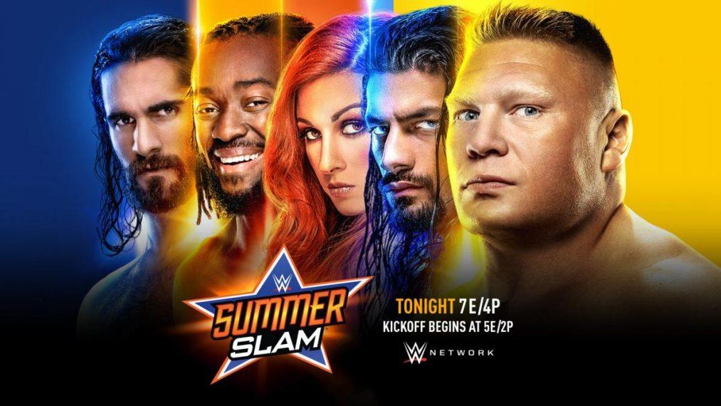 WWE SummerSlam 2019 resultados