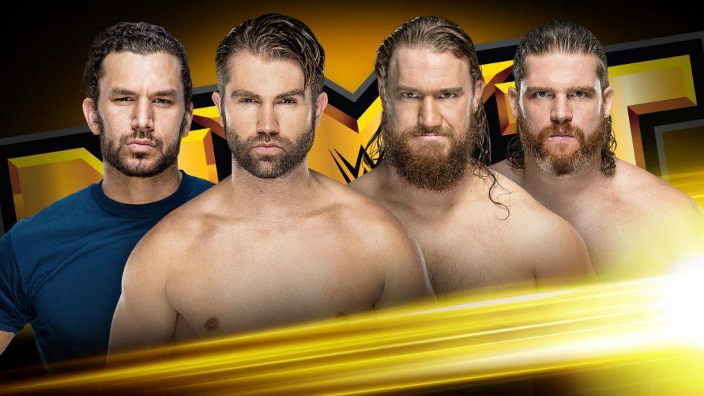 WWE NXT resultados 14 de agosto
