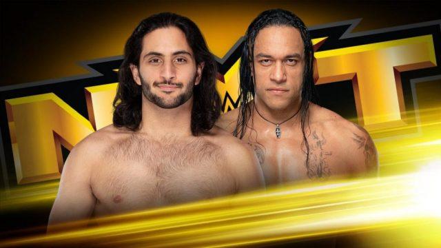 Previa WWE NXT: 21 de agosto de 2019