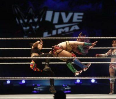 Resultados de WWE Perú 24 de agosto