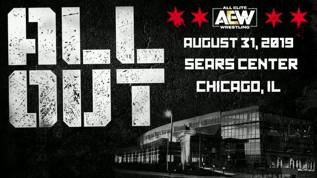 Cartelera AEW All Out