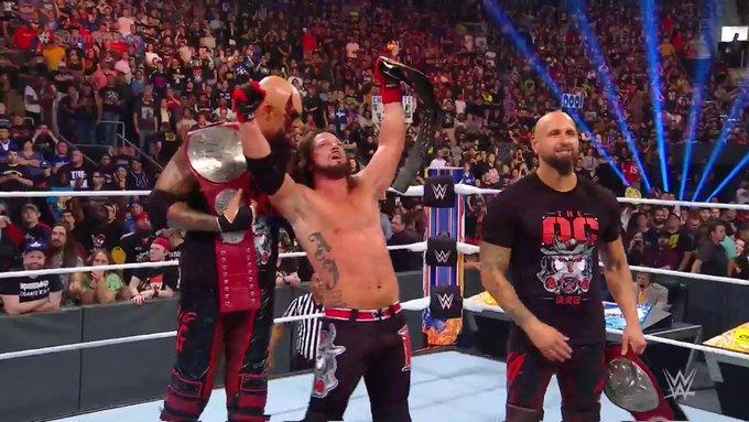 AJ Styles SummerSlam