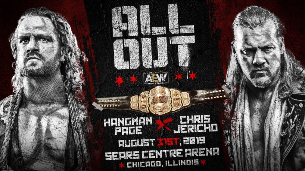 AEW All Out Resultados
