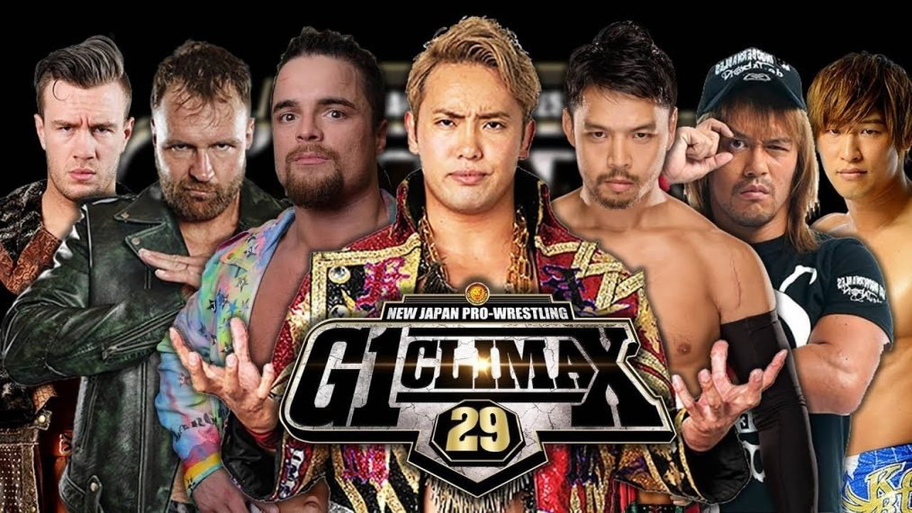 G1 Climax 29 Análisis