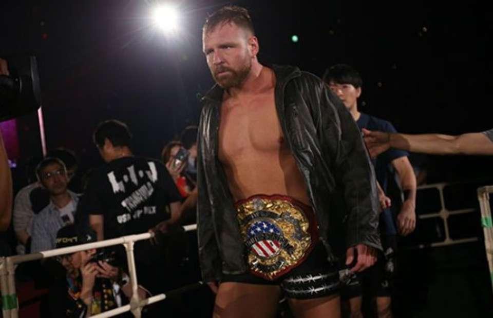 Jon Moxley Wrestle Kingdom