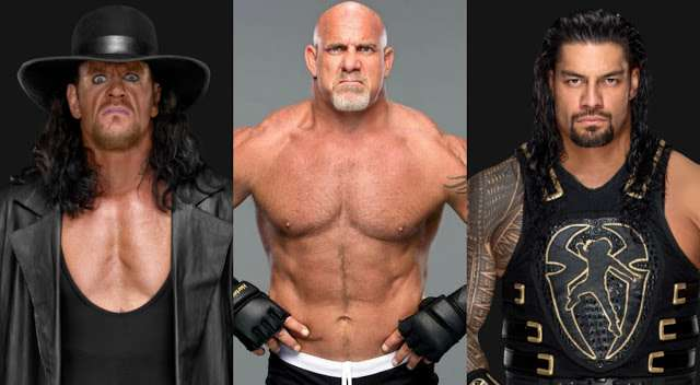 Roman Reigns defiende a Undertaker y Goldberg