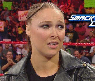 Ronda Rousey SmackDown