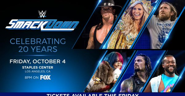 WWE FOX SmackDown