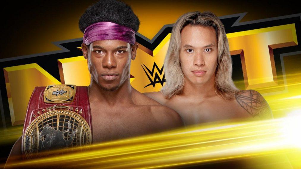 WWE NXT Resultados 4 de septiembre