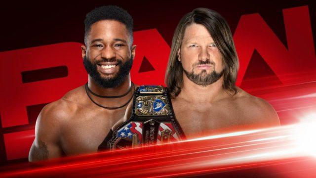 WWE confirma dos combates más para Raw