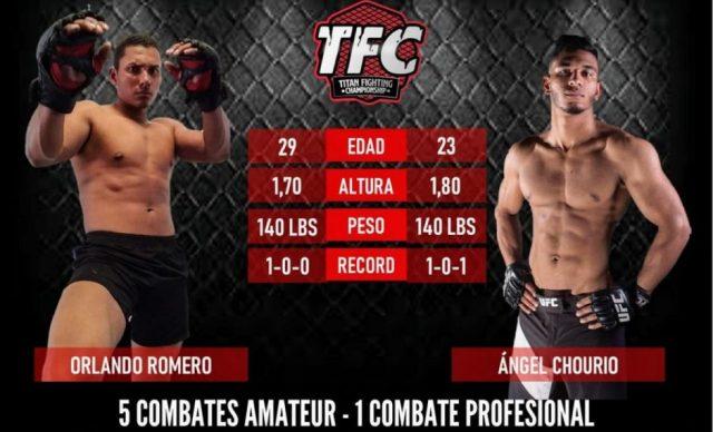 Nace la empresa de MMA TFC en Colombia