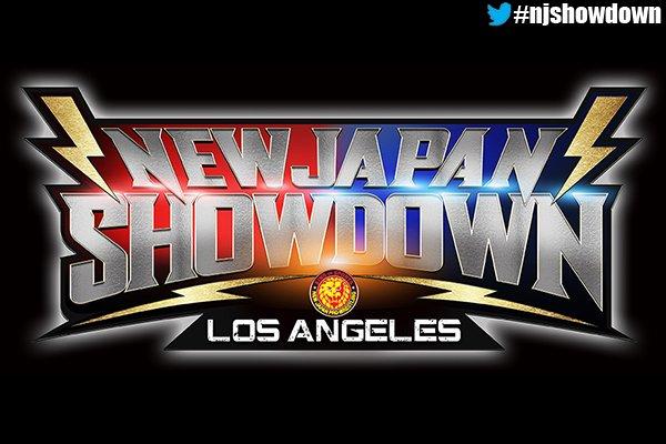 New Japan Showdown LA
